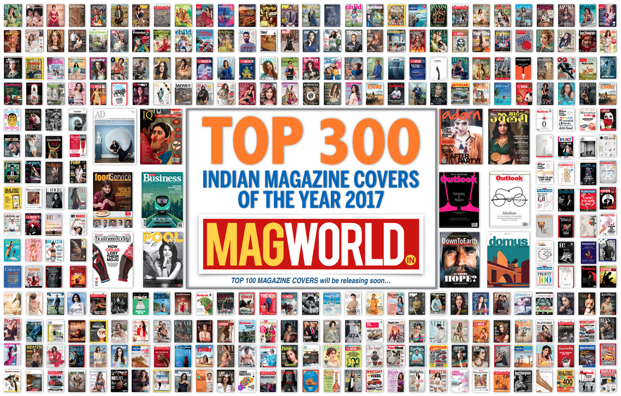 Collage of 300 Selected covers