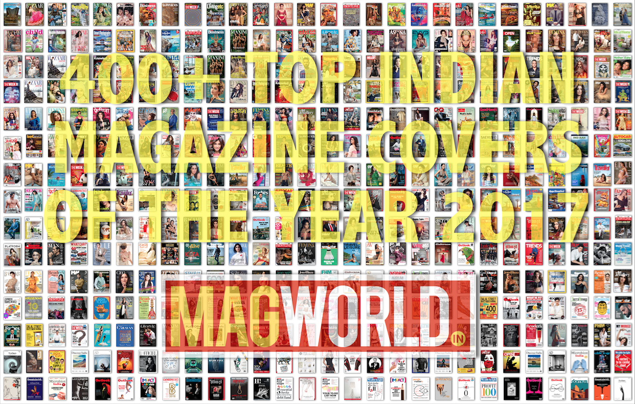 Collage of 400+ Selected covers