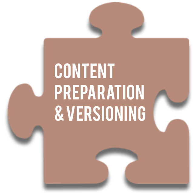 Content Preparation & Versioning - Magworld