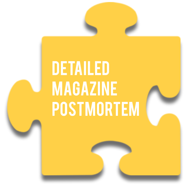 Detailed Magazine Postmortem - Magworld