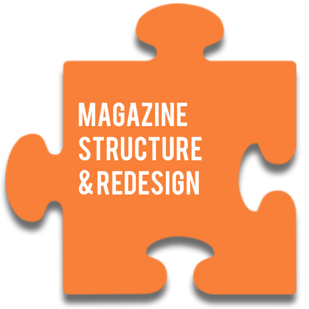 Magazine Structure & Redesign - Magworld