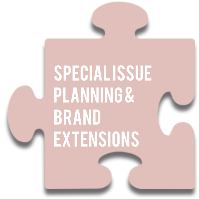 Special Issue Planning & Brand Extensions - Magworld