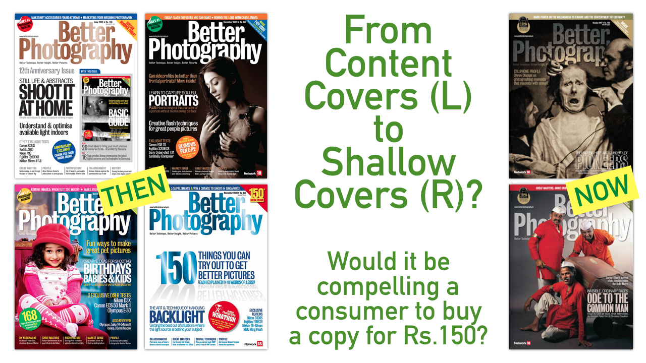 Content Covers vs Shallow Covers
