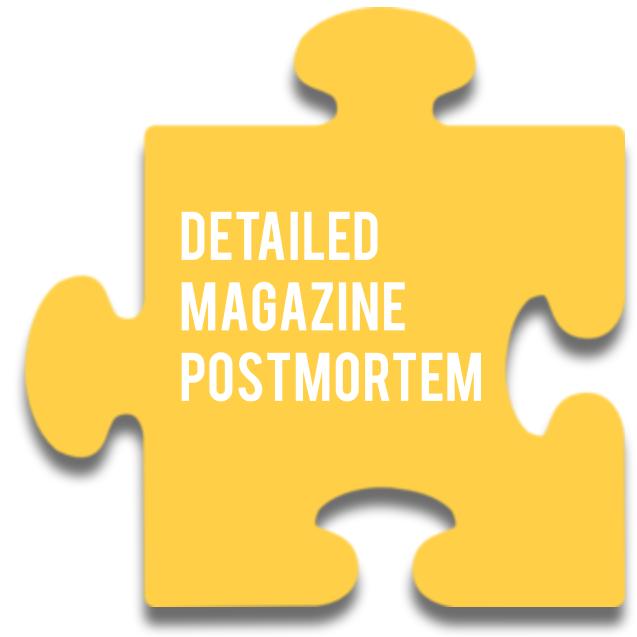 Detailed Magazine Postmortem - Magworld