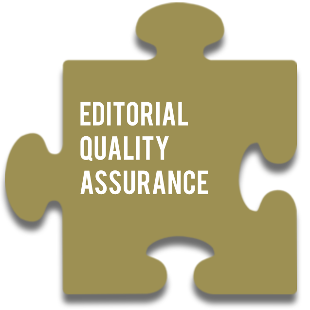 Editorial Quality Assurance - Magworld
