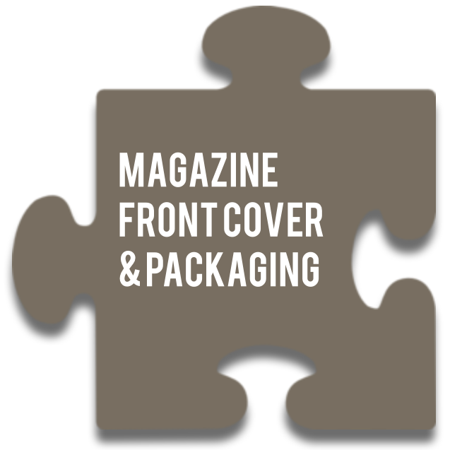 Magazine Front Cover & Packaging - Magworld