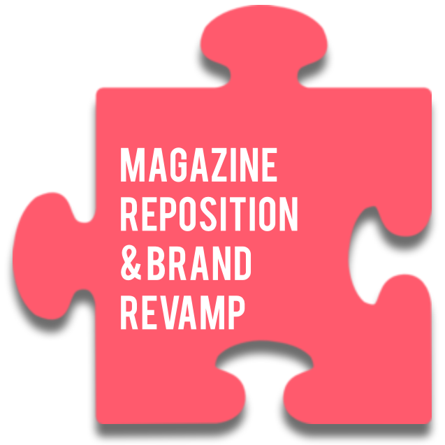 Magazine Reposition & Brand Revamp - Magworld