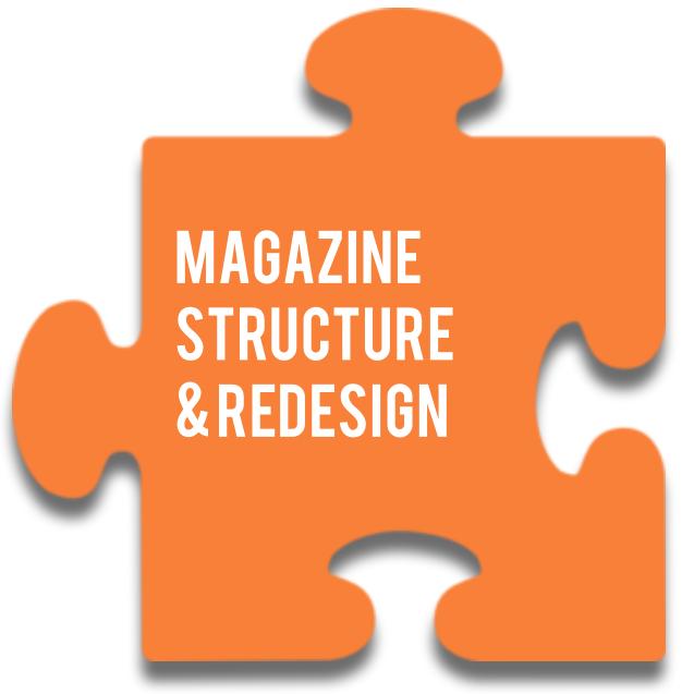 Magazine Structure & Redesign - Magworld
