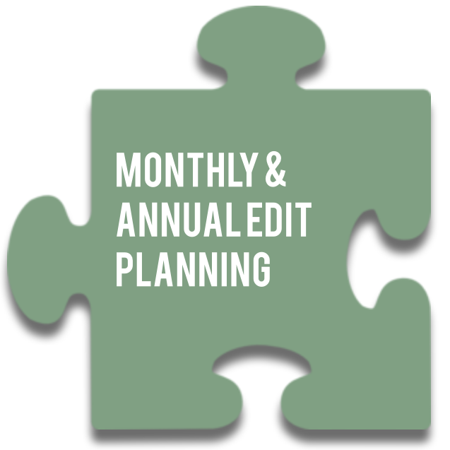 Monthly & Annual Edit Planning - Magworld