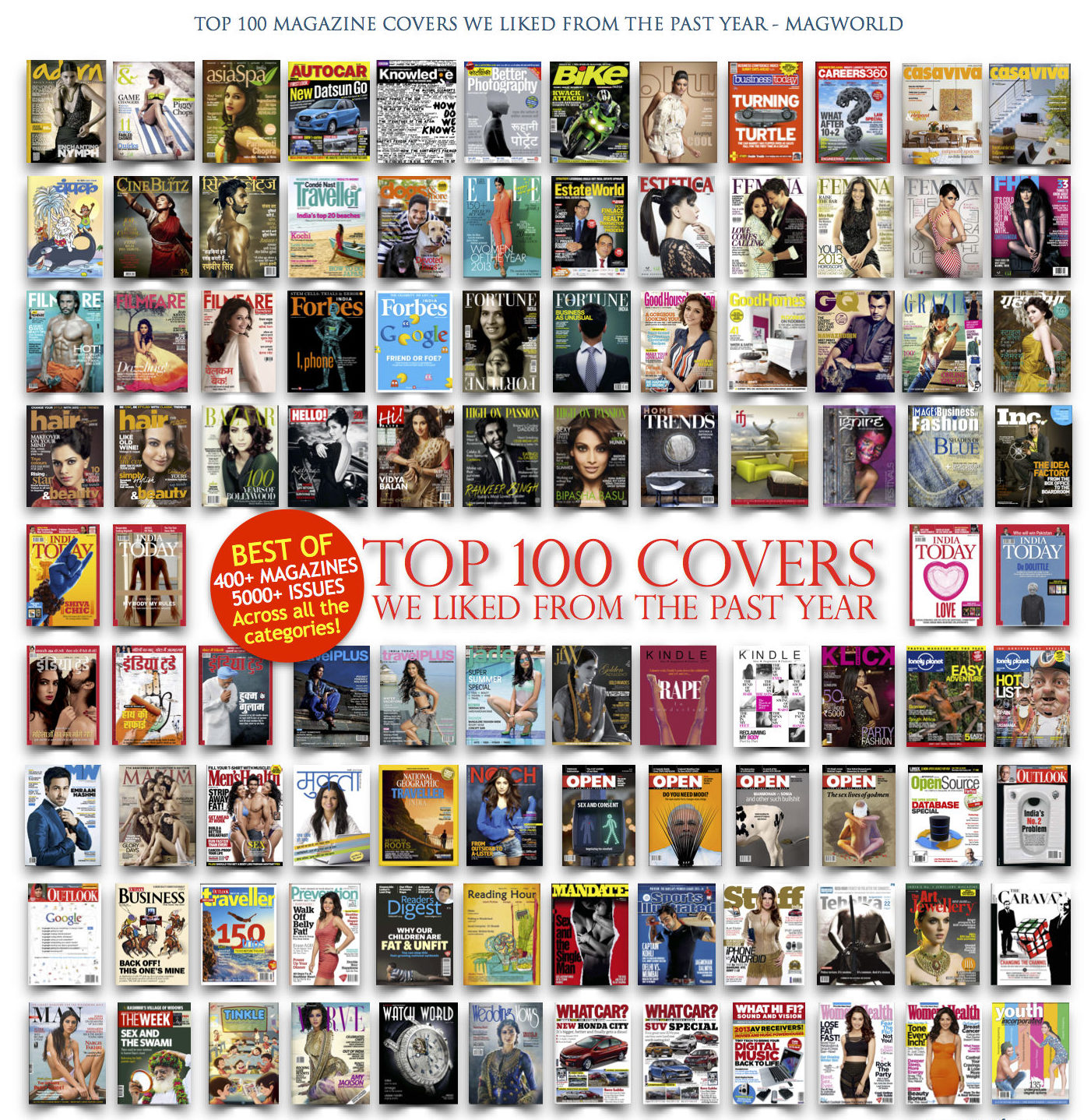 TOP 100 COVERS - FB Ad pg1